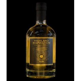 Highland Inspiration Single Malt Whisky (Glen Wyvis), 0,7l, 46%